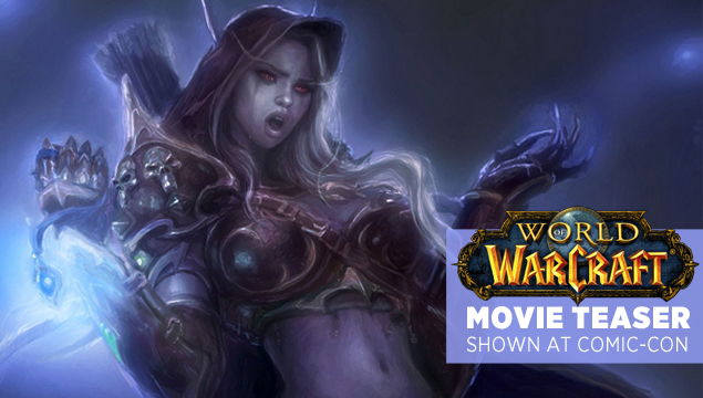 Warcraft in cinema
