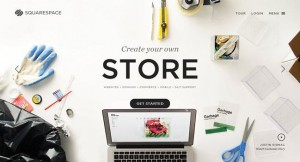 Best-ecommerce-software-Squarespace